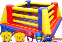 Ultimate Boxing Ring 437
