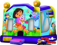 Large Dora the Explorer  212
