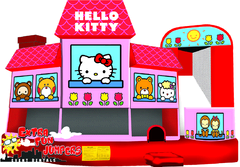 Hello Kitty 3D 5 in 1 Combo  205