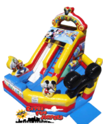 Mickey Park Junior Water slide with pool -517