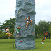 25ft Rock Climbing Wall