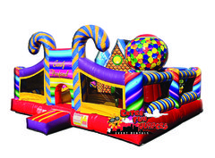Toddler Candy Playland 304