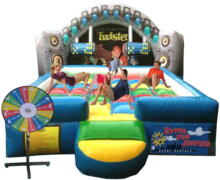 Inflatable Twister Game 423