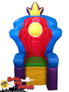 Giant Inflatable Throne Chair