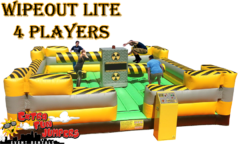 Wipeout Lite 4 Players 470