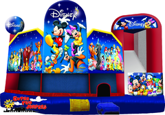 World of Disney 3D 5 in 1 Combo  201