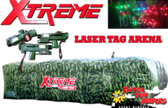 Xtreme Laser Tag Camo  452