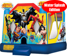 Extra large Justice League Combo Dry or Wet -220