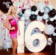 4FT MARQUEE NUMBERS