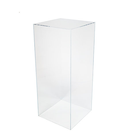 Acrylic Pedestal 32 inches