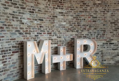 + Marque Sign 3ft