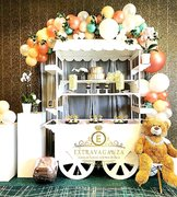 Deluxe Candy Cart