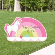 Unicorn Yard Sign