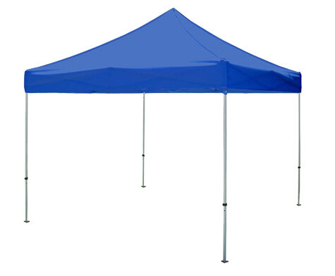 Blue Pop Up Canopy Tent