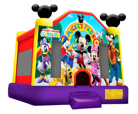 Mickey & Friends Bouncer