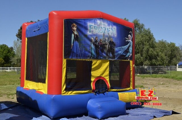 Frozen Medium Bounce House