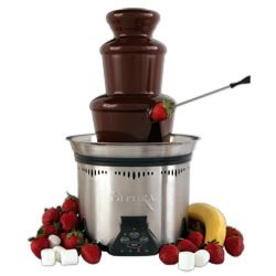 Chocolate Fountain with 2 lbs of Chocolate