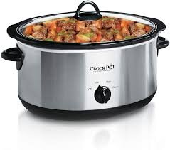 Crock-Pot approx. 7-qt. Slow Cooker