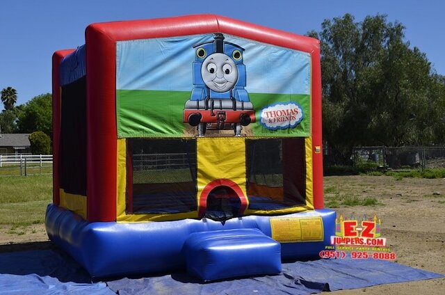 Thomas the train - Medium Bounce House