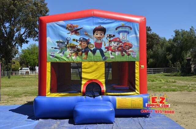 Paw Patrol Medium Bounce House