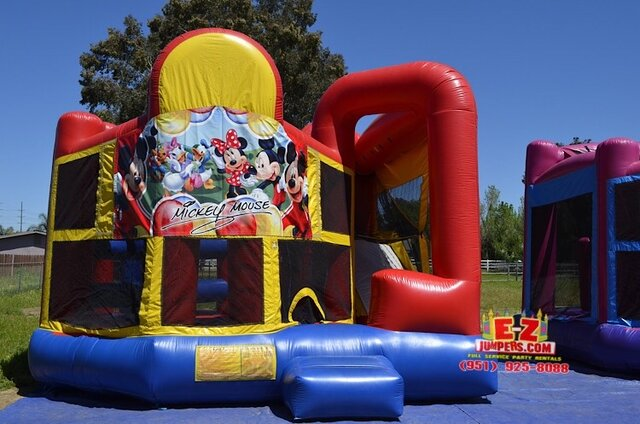 Mickey and Friends Large Interactive 5in1 Combo