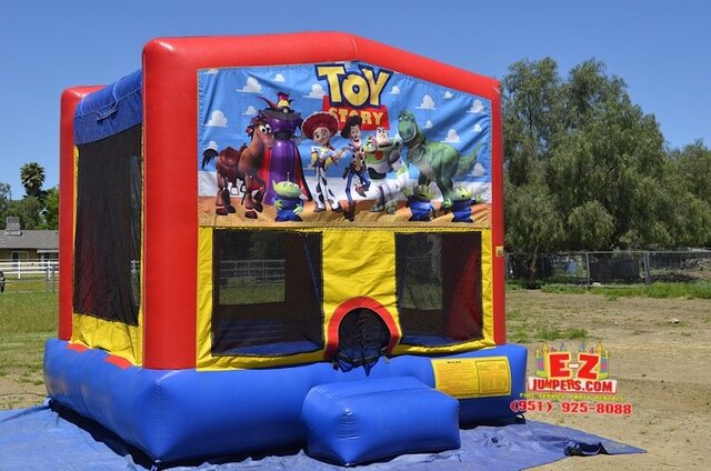 Toy Story Large Bounce House