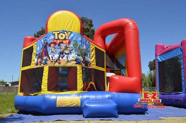 Toy Story Large Interactive 5in1 Combo