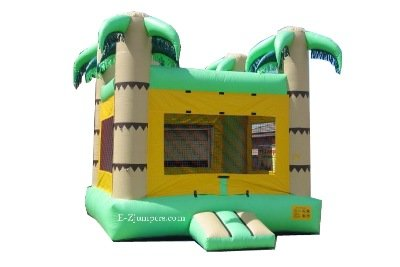 Tropical jungle bouncer - Large