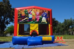 Backyardigans Medium Bounce House