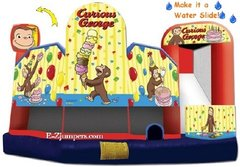 Curious George Lg. Interactive 5in1 Combo