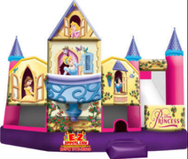 Disney Princesses Large Interactive 5in1 Combo