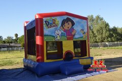 Dora Large Bounce House