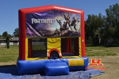 Fortnite Medium Bounce House