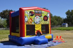 Sports Large Bounce House