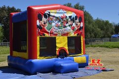 Mickey and Friends Large Bounce House