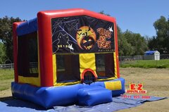 Halloween Trick or Treat Medium Bounce House
