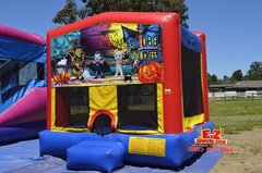 Halloween - Witch Large Bounce House