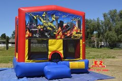 Robo Transformers Large Bounce House