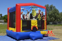 Shrek Large Bounce House