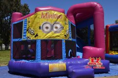 Minions Large HOT PINK Interactive 5in1 Combo