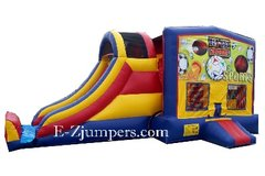 Sports Jumper Slide 3in1 Combo Dry