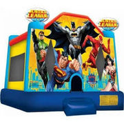 Large Justice League bouncer