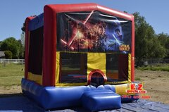 Large Star Wars Bounce House