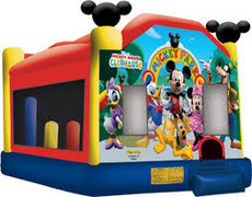 Mickey Mouse & Friends 6in1 Combo