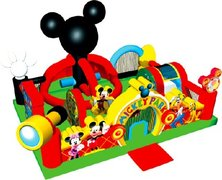 Mickey Learning Toddler Park