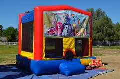 My Little Pony Large Bounce House