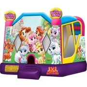 Disney Palace Pets 4in1 Combo with Dry Slide