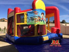 Paw Patrol Large Interactive 5in1 Combo