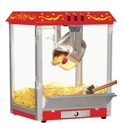 Popcorn Machine Table-top with Supplies for 35 Servings