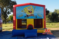 SpongeBob Medium Bounce House